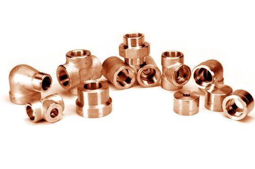 90/10 & 70/30 Copper Nickel Pipe Fittings