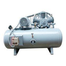 Horizontal Reciprocating Air Compressor