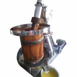 Marachekku Oil Making Machine