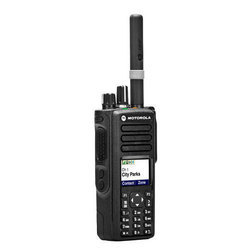 Motorola Walkie Talkie Xirp8668