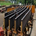 Big Size Beam Fabrication Work