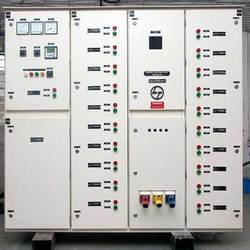 Three Phase Low Tension Electric Control Panel, IP Rating: IP55