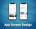 App Screen Design