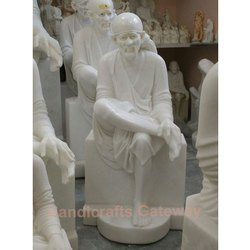 Vietnam Marble Shirdi Sai Baba Murti