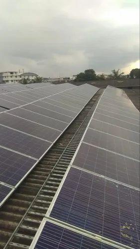 4.875kW On Grid Solar Power System
