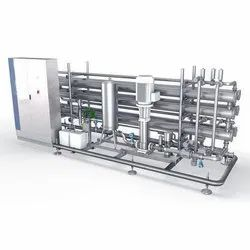 2000 LPH Ultrafiltration RO Plant