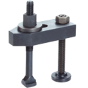 Unison Strap Clamp with Grub Screw