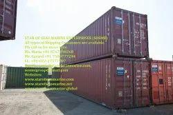 Dry Container Suppliers From Mumbai/Malaysia/Chennai/Mundra