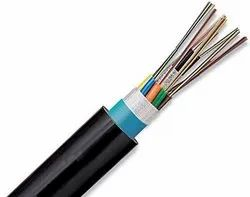 Singlemode Fiber Armoured Cable
