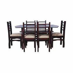 Wooden Dining Table Set In Ernakulam Kerala Wooden