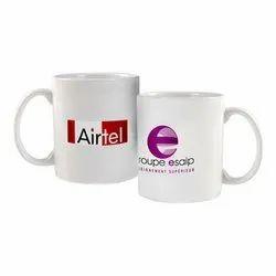 Ceramic Corporate Mug