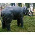 A-9 Elephant Show Down Statue