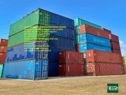 Shipping Containers For Export