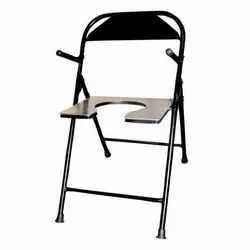 Black Commode Chair