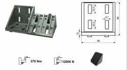 Germany Aluminium L-Bracket 90X90 SLOT-10 102002008