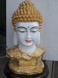 Multicolor Resin Buddha Art Piece For Decorative Items