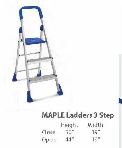 Wondrous Maple Ladder 3 Step Alphanode Cool Chair Designs And Ideas Alphanodeonline