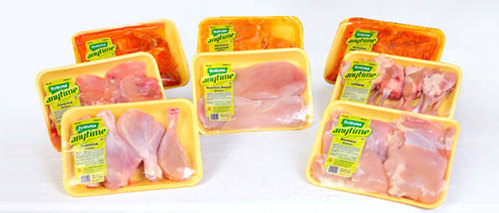 Frozen Chicken, फ्रोजन चिकन - View Specifications