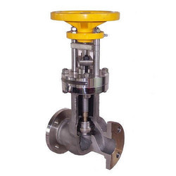 Microfinish Y Type Bellow Seal Globe Valve