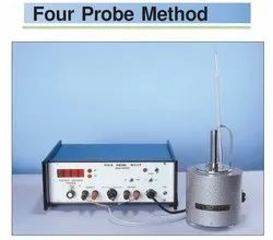 BTC Four Probe Method For Chemistry Labs