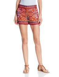 Embroidered Ladies Shorts