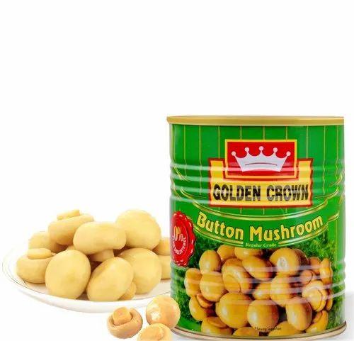 800 gm Button Mushroom Premium
