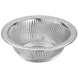 Stainless Steel Bowl With Design
