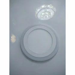 Cool White 7 W Round LED Panel Light