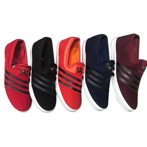 Hitcolus Colored Canvas Shoes, Rs 425