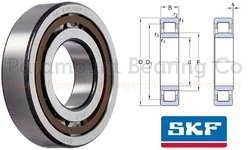 NU 2313 ECP FAG Cylindrical Roller Bearing