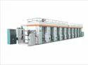 7 Motor Rotogravure Printing Machine