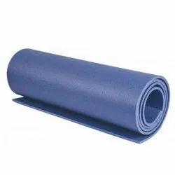 Blue Plain Tent Matting Rolls