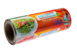 Paramount PVC Cling Film Roll 300 No