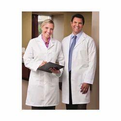 White Medical Lab Coat