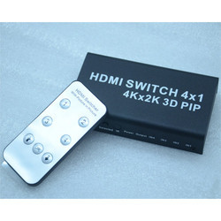 HDMI 1.4b 4 x 1 Switcher PIP Function