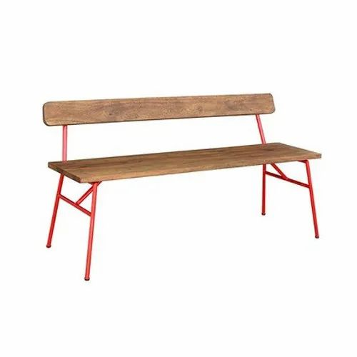 Shineindia Furniture Wooden Park Bench