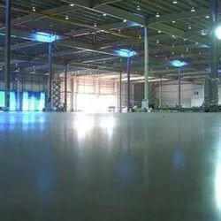 Steel Fiber Reinforcement Flooring Services