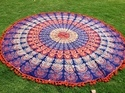 Mandala Beach Throws
