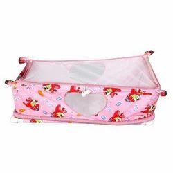 Baby Pink Cloth Swing Cradle