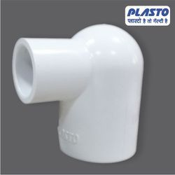 Plasto UPVC Reducer Elbow