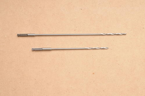 Quick Coupling Drill Bits