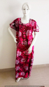 Girl Cotton Wax Batik Nighty