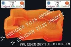 Interlocking Tile PVC Mould