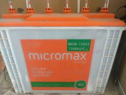 Micromax Inverter Batteries
