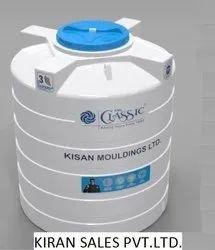 Kisan Classic Water Storage Tanks