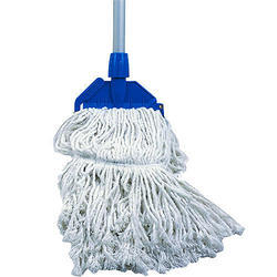 8 ply Cotton 250 & 350 Gram Wet Mop, For Floor Cleaning