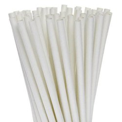 Cold Coffee Plain Paper Straw