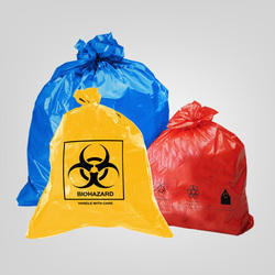 SoClean Yellow and Blue Biodegradable Garbage Bags