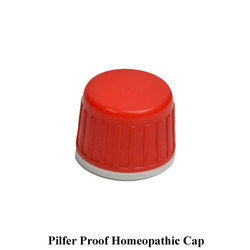 Pilfer Proof Homeopathic Cap