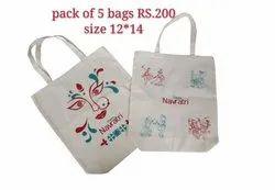 Navarathri Design Cotton Bag